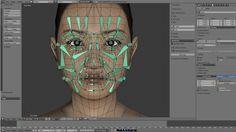 BlenderでFaceRigを組んでみました。 Driverは使わずに組みました。その上でなるべく自動で動かせるものは自動で動かす、ということに着眼しています。 【新動画追加しました!!】Face Rig by Blender [Face Variation Images](3DCG) このFaceRigを使っ...