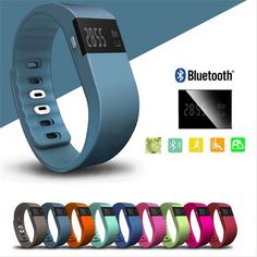 M&J Smart band Fitness Tracker Bluetooth Wristband Smart Pedometer Bracelet For iPhone Samsung Smartband TW64 PK Fitbit Mi band