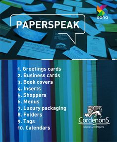 Gruppo Cordenons is perfect for a wide variety of branding uses. Check out sonapapers.com to know more. #gruppocordenons #sonapapers #finepapers #greetingscardspaper #businesscardspaper #bookcoverspaper #insertspaper #shopperspaper #menuspaper #luxurypackagingpaper #folderspaper #tagspaper #calendarspaper