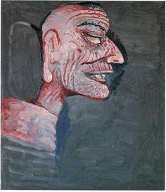 Philip Guston - XIV.EastCoker,T.S.E.,1979.Oiloncanvas,40×48in