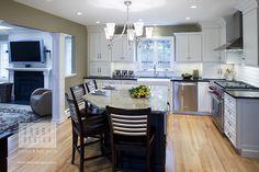 Transitional Kitchen | Flickr - Photo Sharing!