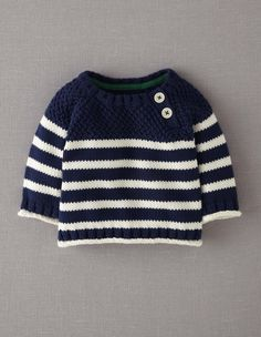 Mini Boden Knit Sweater (Baby) Best Picture For Crochet Pattern for kids ravelry For Your Taste You are looking for something, and it is going. Baby Boy Knitting Patterns, Baby Sweater Knitting Pattern, Knit Baby Sweaters, Boys Sweaters, Knitting For Kids, Knitting Designs, Knitting Sweaters, Crochet Patterns, Baby Girl Crochet