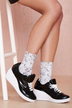 Stance War and Roses Sock | Shop What's New at Nasty Gal