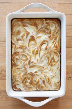 Pumpkin Cream Cheese Bar Cookies | POPSUGAR Food