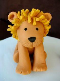 Wee Love Baking: 1st Birthday Whimsical Cake