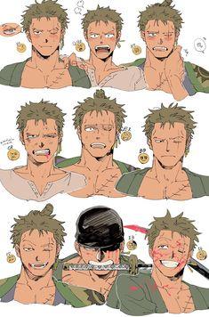 One Piece Manga, Zoro One Piece, One Piece Fanart, One Piece Images, One Piece Pictures, Roronoa Zoro, Anime Ai, Anime Guys, Character Art
