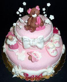 Emozioni in torte- Le torte di Angelica: il primo compleanno di Gaia