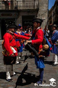#miqueletsCAT - Jurament de Fidelitat a la Bandera del Regiment per part dels nous reclutes.