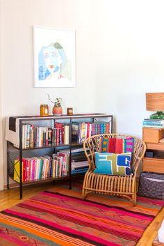 House Tour: Novelist Aditi Khorana's L.A. Home | Apartment Therapy