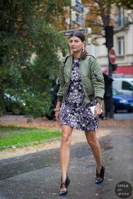 STYLE DU MONDE / Paris Fashion Week SS 2016 Street Style: Giovanna Battaglia // #Fashion, #FashionBlog, #FashionBlogger, #Ootd, #OutfitOfTheDay, #StreetStyle, #Style