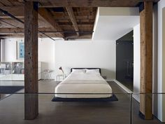 Warehouse Loft Bed