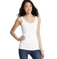 white tank: an everyday must-have.