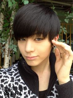 BLUE EYED K-POP IDOLS: #122 Yook Sungjae - BtoB