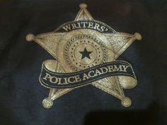 Writers' Police Academy 2011