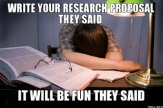 Write your research proposal...