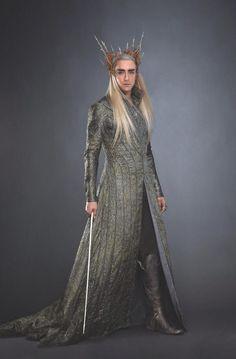 Thranduil, wonderful Costume design