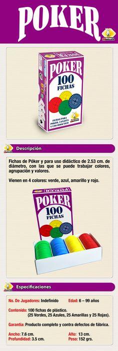 Juego de Fichas Poker Montecarlo