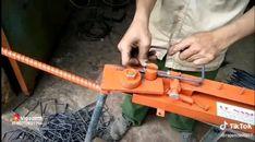 Metal Bending Tools, Metal Working Tools, Welded Metal Projects, Welding Projects, Metal Fabrication Tools, Concrete Tools, Steel Gate Design, Metal Bender, Grill Door Design