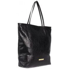 BCBGeneration Black Sadie Tote Bag www.BagLane.com