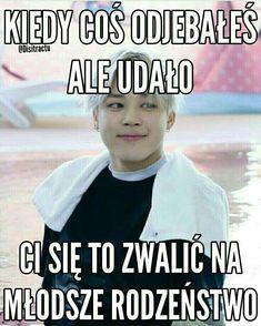 K Meme, Funny Kpop Memes, Bts Memes, Asian Meme, Polish Memes, Funny Mems, I Love Bts, My Hero Academia Manga, Bts Jimin