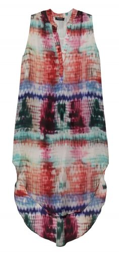 Love the OTTE Ellen dress in tie dye