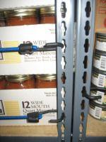 Earthquake proof your food storage
