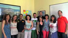 Meet the AIL Madrid Spanish teaching team! Paloma, Paloma, Nacho, Blanca, Jaume, Jesús, Ana, Susana, Erika and Eduardo! All our Spanish teachers are educated to degree level and are qualified in teaching #Spanish as a foreign language. http://www.ailmadrid.com/en/14/5/Spanish-Language-Course