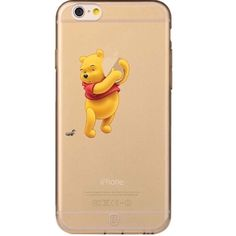 Winnie the Pooh iPhone 6 Case A super cute transparent hard case that features the character Winnie the Pooh hugging the apple as a pot of honey from an ant on the ground. Simply adorable. Brand new without tags for iPhone 6. New arrival on a special flash sale for a limited time! Accessories Phone Cases