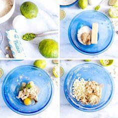 Sugar Cookie Recipe Easy, Chewy Sugar Cookies, Favorite Cookie Recipe, Cookie Recipes, Key Lime Cookies, Lemon Cookies, Key Lime Glaze, Key Lime Bars, Lime Recipes