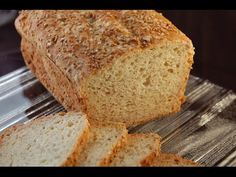 Gluten Free bread baking expert Jules Shepard shows how easy it is to make gf bread in your breadmaker with her #1-rate Bread Mix or her #1-rated Flour!
