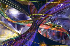 Structures, time & space are not very solid in this part of the vessel. Photilation- L. Hamill