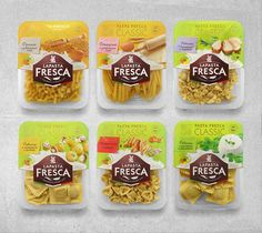La Pasta Fresca on Packaging of the World - Creative Package Design Gallery