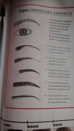 – # cejas – The World Eyebrow Makeup Tips, Permanent Makeup Eyebrows, Contour Makeup, Skin Makeup, Beauty Makeup, Mircoblading Eyebrows, How To Do Eyebrows, Eyebrow Design, Eyeshadow Tutorial For Beginners