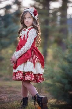 Stunning girls dresses for christmas! Baby to girls size 8 now available!