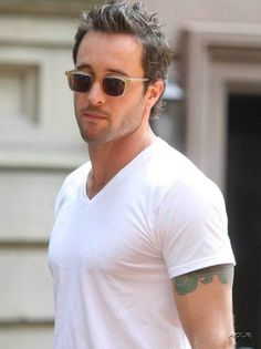 And yes, I still love Alex O'Loughlin … I just...