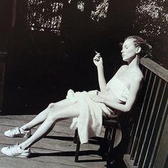 Kate Moss by Arthur Elgort c.1993