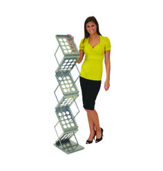 LITERATURE RACK - ZEDUP1 #Trade#show #Displays #Literature rack. Call us today for a quote. 1-866-7ULTIMA (1-866-785-8462)