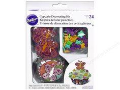 Wilton Flower And Cake Design Kit : Best Wilton Flower Candy Decorating Kit Recipe on Pinterest
