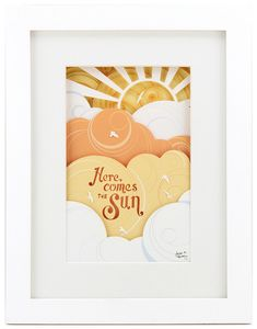 Jackie Huang - Artwork - Here Comes the Sun - Nucleus | Art Gallery and Store