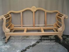 Unfinished mahogany Furniture, Louis Neuvo VXII, made of fine solid kiln dry mahogany wood. Present in unfinished furniture condition ( raw furniture, ready to painted or no color stain finished ). Please contact us Antiques Indonesian Furniture supplier, Raw Furniture, Drawing Furniture, Unfinished Furniture, Mahogany Furniture, Furniture Upholstery, Furniture Styles, Handmade Furniture, Furniture Design, Sofa Set Designs