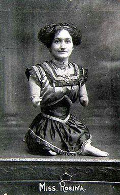 Miss Rosina