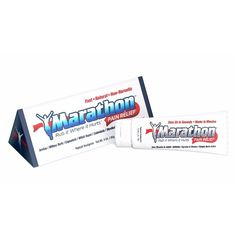 Natural Pain Relief Cream for Muscles and Joints - No Smell & Non-Greasy Formula by Marathon Pain Relief http://amzn.to/1KOcw0s #MarathonPainRelief #vovcyan
