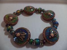 Color Change Mood Bead Stretch Bracelet (HB)