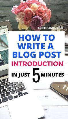 Write a blog post introduction in just 5 minutes! You won't believe how EASY this is after you see these awesome tips that work so well. I'm so happy to have come across this blog post ideas! Work From Home Jobs, Way To Make Money, Money Saving Tips, Panda, Writing, Awesome, Happy, Blog, Ideas