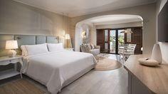 Double room at The Westin La Quinta Golf Resort & Spa, Benahavís, Marbella.