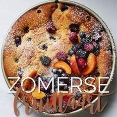 Deze zomerse fruittaart is gewoon echt superlekker. En gezond, soort van... Maak 'm nu zelf! Met bramen, frambozen en blauwe bessen.