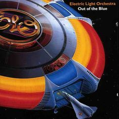Electric Light Orchestra – Out of the Blue; 1977.