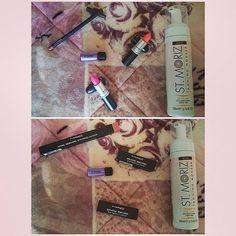Meritato #onlineshopping! ☺ Non vedo l'ora di farvi vedere i prodotti MAC nei prossimi #tutorial e #video!  @maccosmetics: - #subculture lip pencil - #violet pigment - #sushikiss lipstick - #candyyumyum lipstick  @stmoriz: - Tanning Mousse In Dark  #onlineshop #makeup #maccosmetics #lipliner #lipstick #pigment #stmoriz #faketan #dark