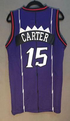 Men  15 Vince Carter Jersey Purple Toronto Raptors Jersey Throwback Swingman  Ben Simmons Jersey 0ee564ec5