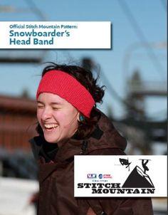 Snowboarders Headband